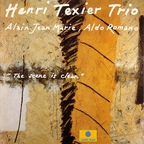 Henri Texier Trio - The Scene Is Clean