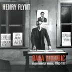 Henry Flynt - Raga Electric · Experimental Music, 1963-1971
