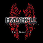 Holyhell - Darkness Visible · The Warning