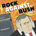 Hot Water Music - Rock Against Bush Vol 2