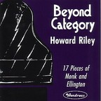 Howard Riley - Beyond Category
