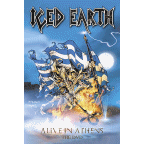 Iced Earth - Alive In Athens · The DVD