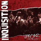 Inquisition - Uproar · Live And Loud!