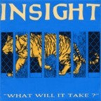 Insight - What Will It Take?