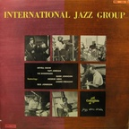 International Jazz Group - s/t