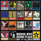 Into Another - Rev 25 NYC · Irving Plaza · Oct 11-14, 2012