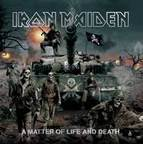Iron Maiden (UK 2) - A Matter Of Life And Death