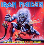 Iron Maiden (UK 2) - A Real Live Dead One