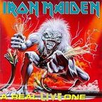 Iron Maiden (UK 2) - A Real Live One