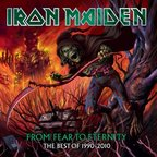 Iron Maiden (UK 2) - From Fear To Eternity · The Best Of 1990-2010