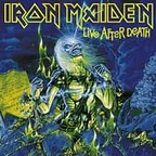 Iron Maiden (UK 2) - Live After Death