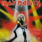 Iron Maiden (UK 2) - Maiden Japan