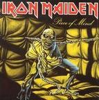 Iron Maiden (UK 2) - Piece Of Mind