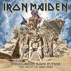 Iron Maiden (UK 2) - Somewhere Back In Time · The Best Of: 1980-1989