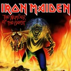 Iron Maiden (UK 2) - The Number Of The Beast