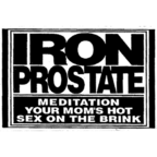 Iron Prostate - Meditation