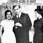 J Church - Alone At Night