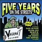 J Church - Five Years On The Streets