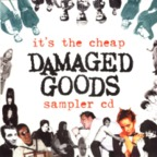 J Church - It's The Cheap Damaged Goods Sampler CD