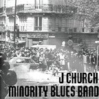 J Church - Minority Blues Band