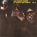 Jack Walrath Quintet - At 'Umbria Jazz Festival' · Vol. 2