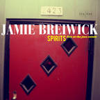 Jamie Breiwick - Spirits · Live At The Jazz Estate