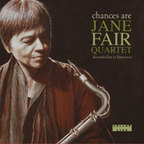 Jane Fair Quartet - Chances Are · Recorded Live In Vancouver