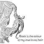 Jefre Cantu-Ledesma - Black Is The Colour Of My True Loves Hair