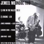 Jemeel Moondoc Trio - Live At Fire In The Valley Festival 7-27-96