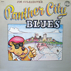 Jim Colegrove's Panther City Blues - s/t