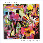 Jinga Trio - New Beginnings