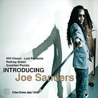 Joe Sanders - Introducing Joe Sanders