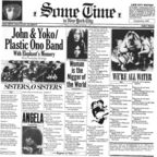 John & Yoko · Plastic Ono Band - Some Time In New York City