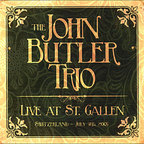 John Butler Trio - Live At St. Gallen