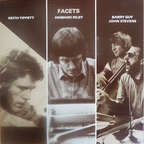 John Stevens - Facets (released by Howard Riley)