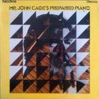 John Tilbury - Mr. John Cage's Prepared Piano
