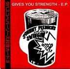 Johnny Peebucks And The Swingin' Utters - Gives You Strength E.P.