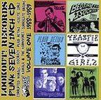 Kamala And The Karnivores - Punk Seven Inch CD Volume One 1988-1989