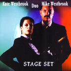 Kate Westbrook Mike Westbrook Duo - Stage Set
