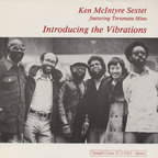 Ken McIntyre Sextet - Introducing The Vibrations