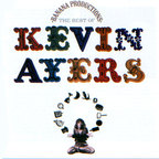 Kevin Ayers - Banana Productions. The Best Of Kevin Ayers