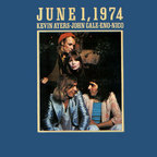 Kevin Ayers - June 1, 1974