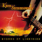 Kim Simmonds - Struck By Lightning