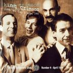 King Crimson - Live At Cap D'Agde, 1982