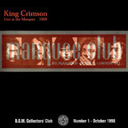 King Crimson - Live At The Marquee 1969