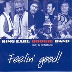 King Earl Boogie Band - Feelin' Good!