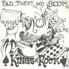 Kings Of Rock - Bud, Sweat And Beers e.p.