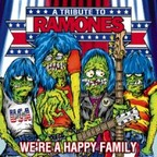 Kiss - A Tribute To The Ramones · We're A Happy Family