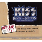 Kiss - Rock The Nation 2004 World Tour · DTE Energy Music Theatre · Clarkston, MI 06/30/04