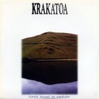 Krakatoa - Clouds Burned By Sunshine